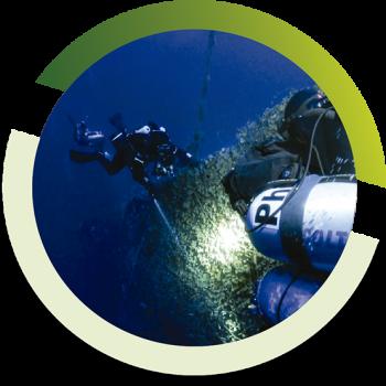 Fixer y logística marina